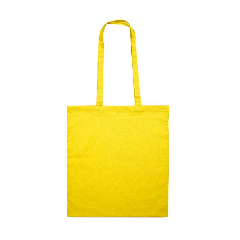 Reklamní Nákupní taška COTTONEL žlutá