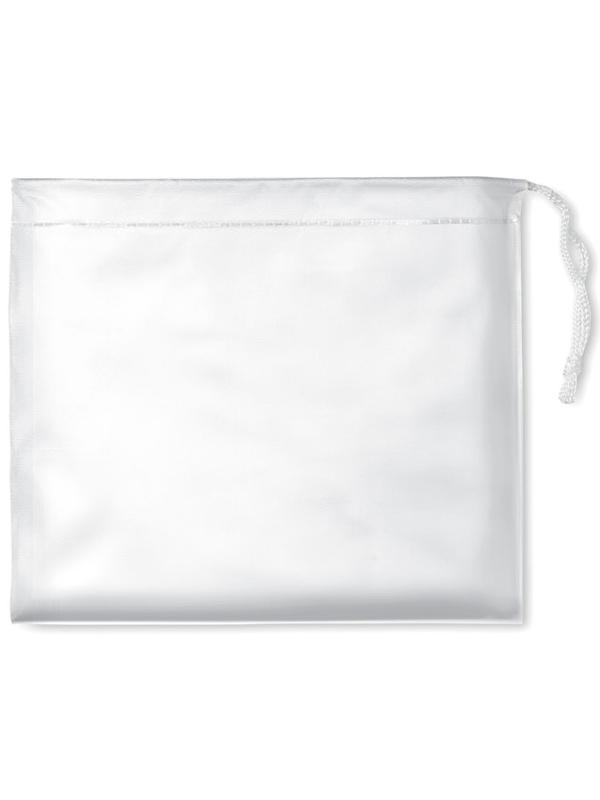 Reklamní Pláštěnka v pouzdře REGAL bílá
