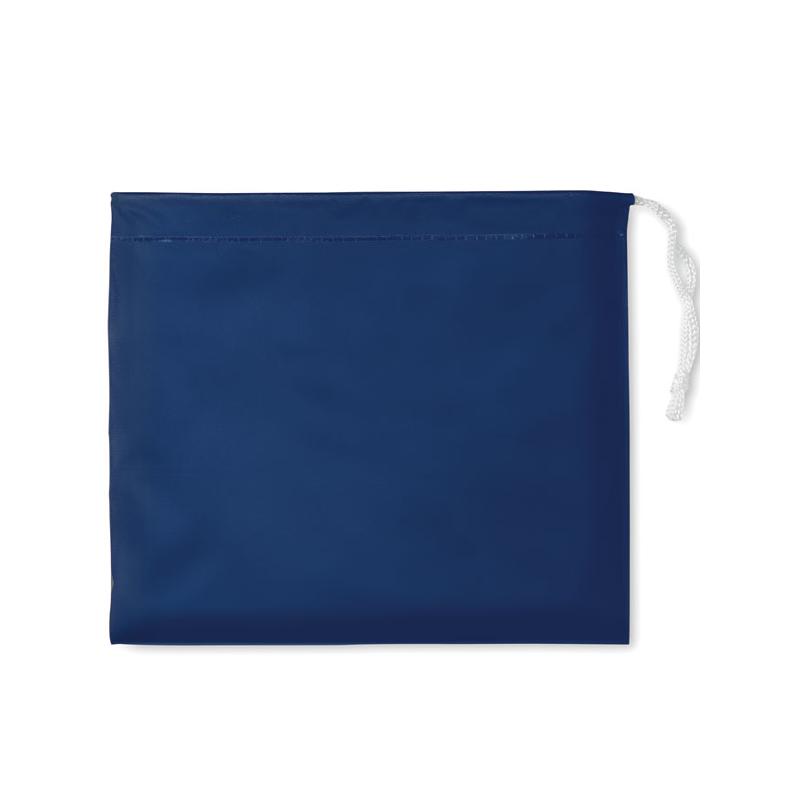 Reklamní Pláštěnka v pouzdře REGAL modrá