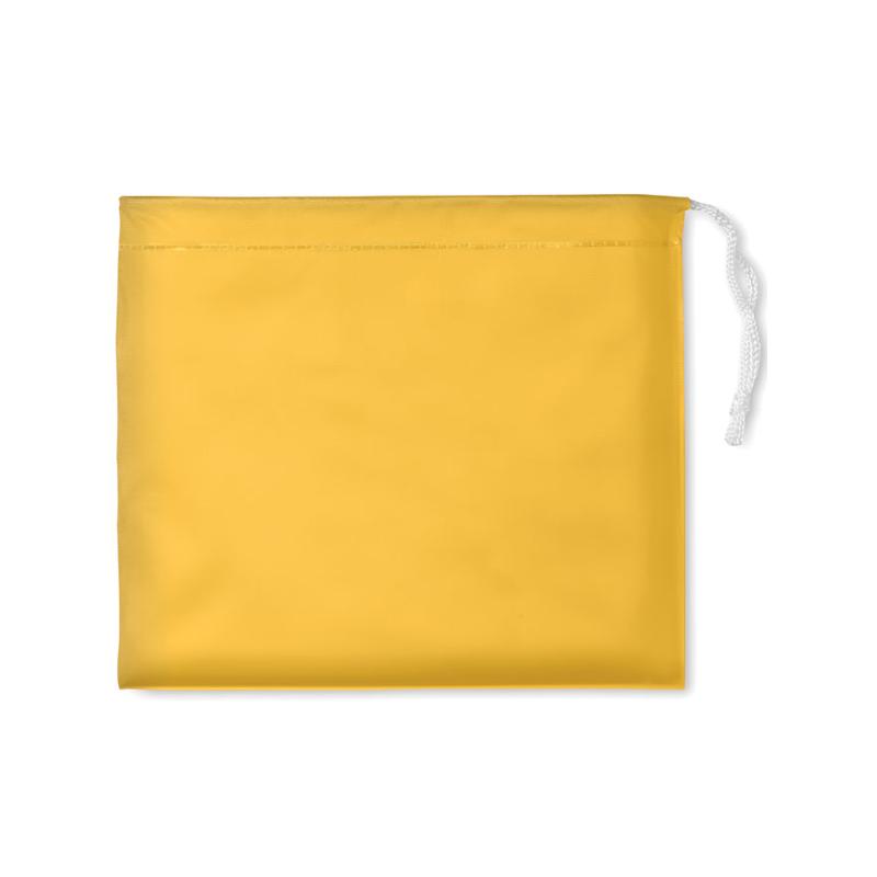 Reklamní Pláštěnka v pouzdře REGAL žlutá