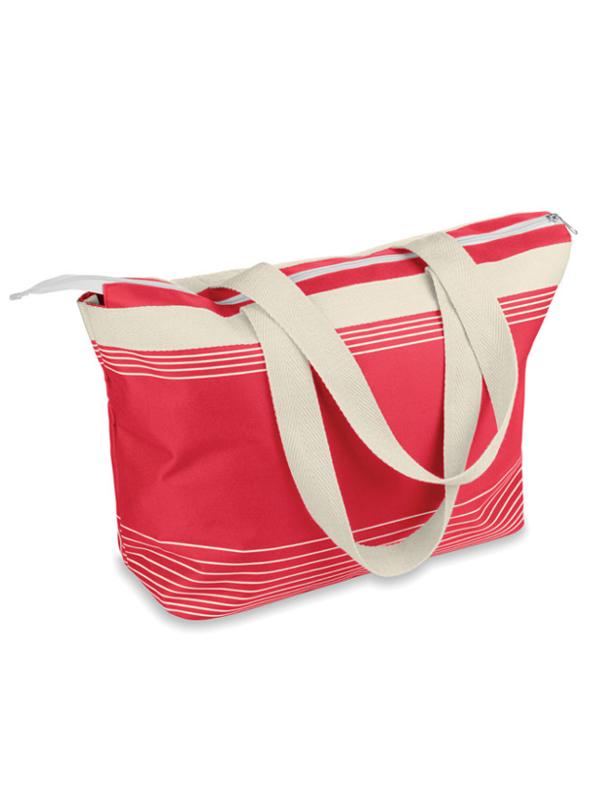 Reklamní Plážová taška PALAWAN červená