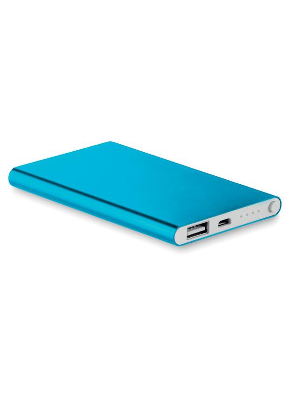 Reklamní Powerbanka POWERFLAT modrá