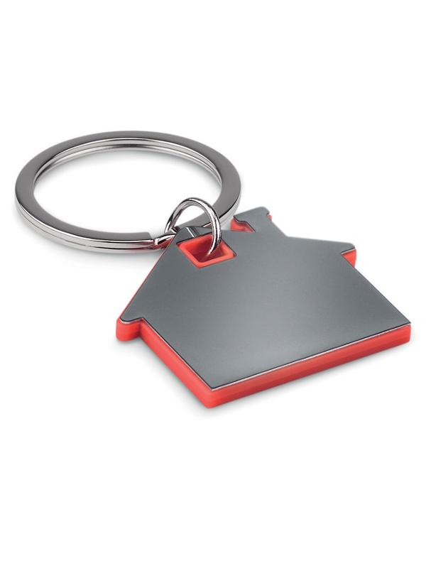 Reklamní Přívěsek na klíče IMBA červená