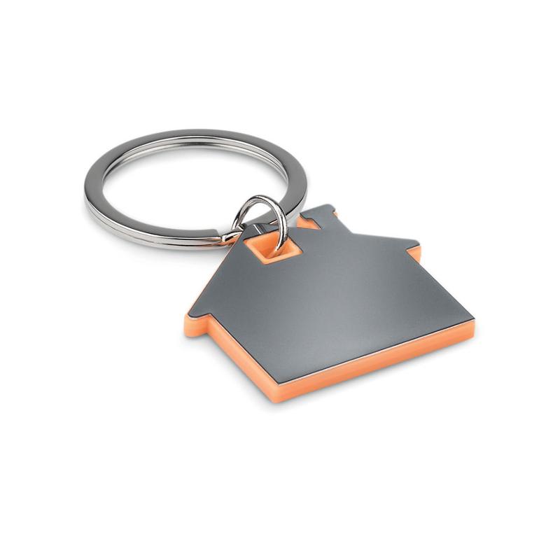 Reklamní Přívěsek na klíče IMBA oranžová