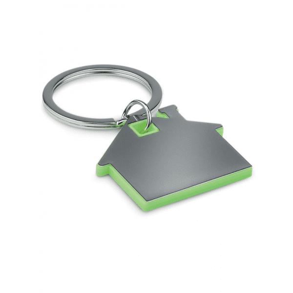 Reklamní Přívěsek na klíče IMBA zelená