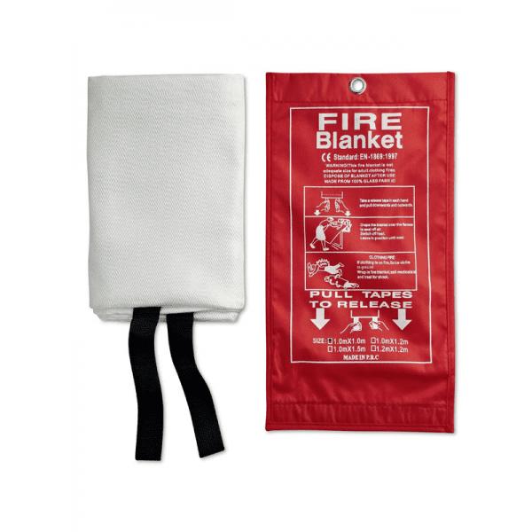 Reklamní Protipožární deka BLAKE 2