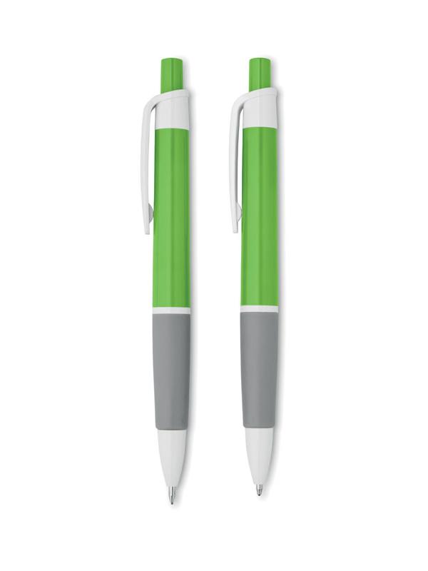 Reklamní Set tužek TUBESET zelená 2