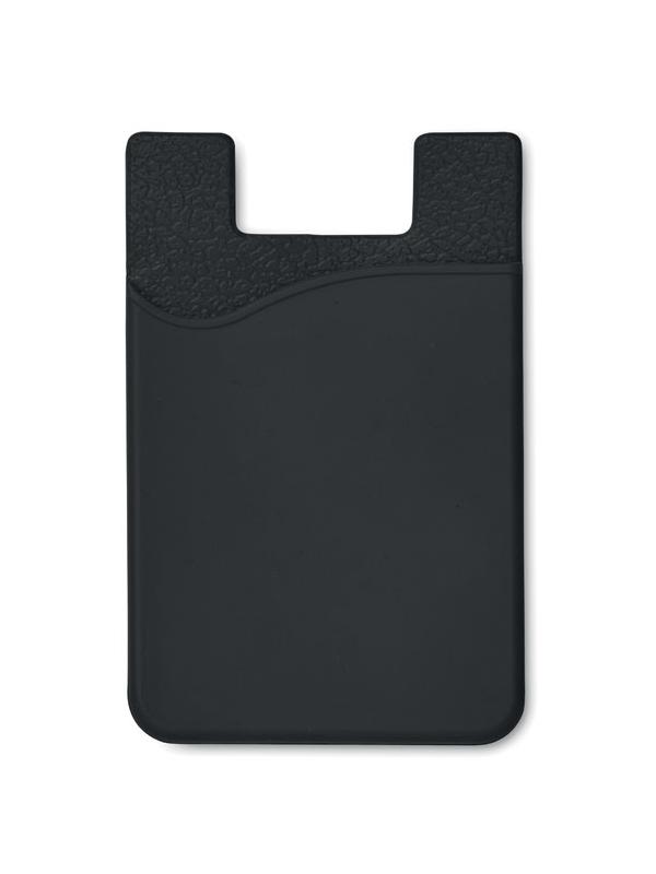 Reklamní Silikonový držák SILICARD černá