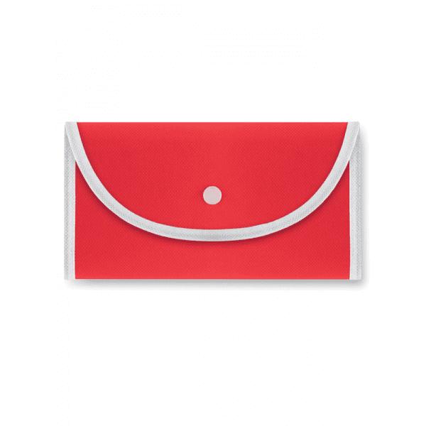 Reklamní Skládací taška FOLDY červená