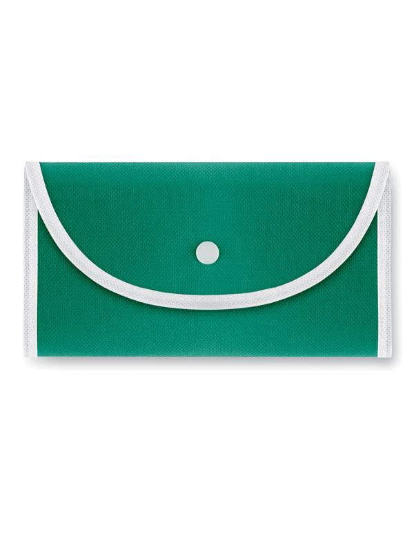 Reklamní Skládací taška FOLDY zelená