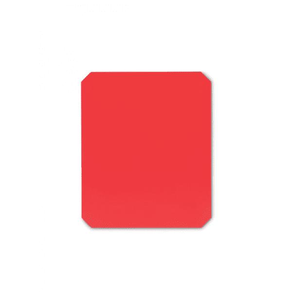 Reklamní Škrabka na led KRAPPA červená