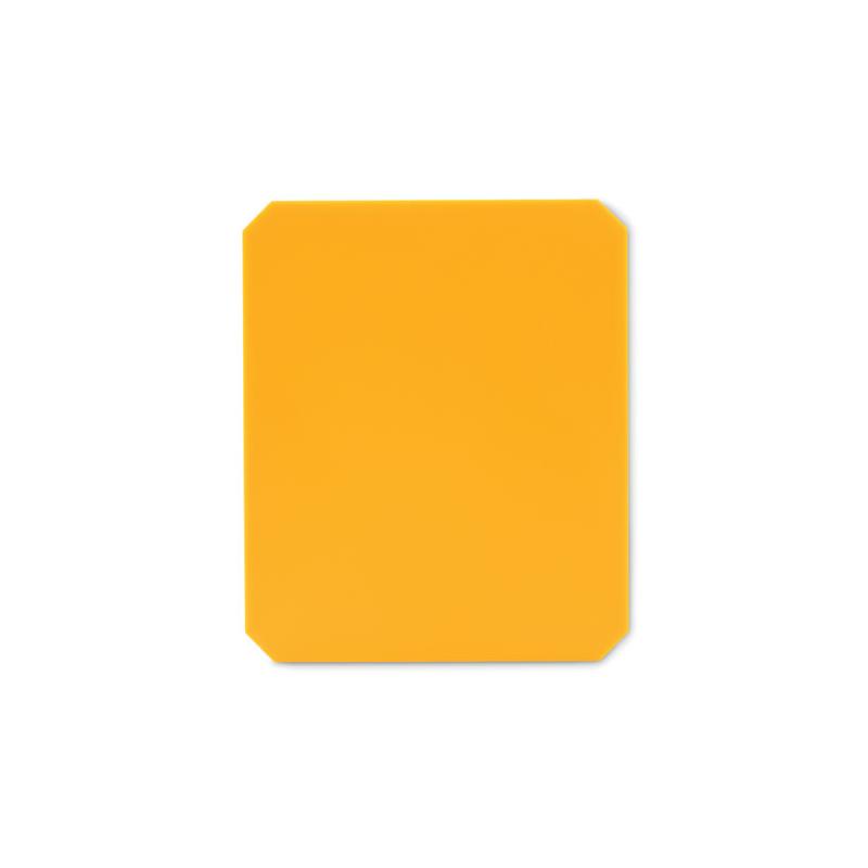 Reklamní Škrabka na led KRAPPA žlutá