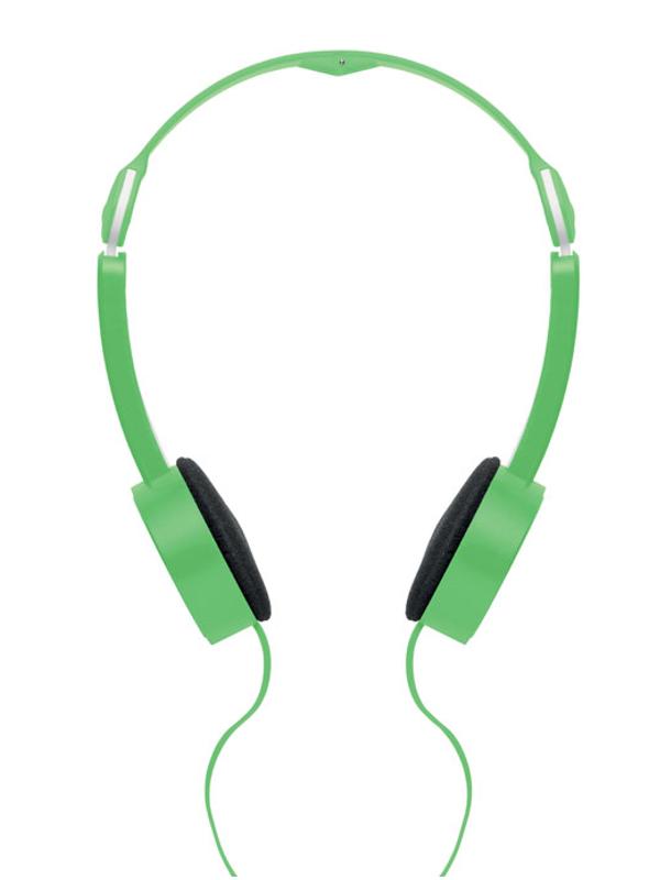 Reklamní Sluchátka VIBES zelená