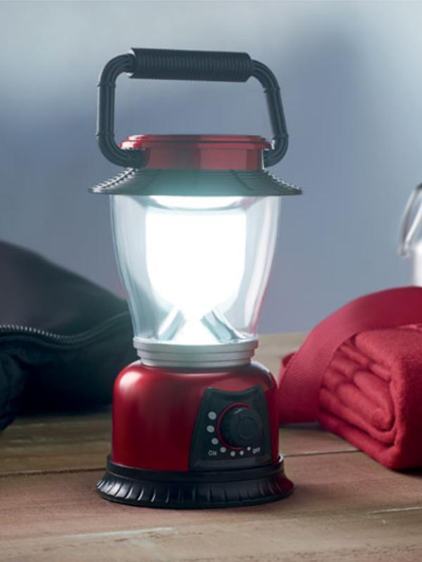 Reklamní Svítilna FLAME LIGHT červená 2