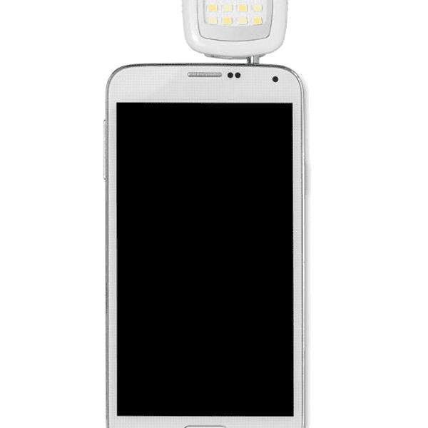 Reklamní Svítilna na mobil FLASH&FILL 2
