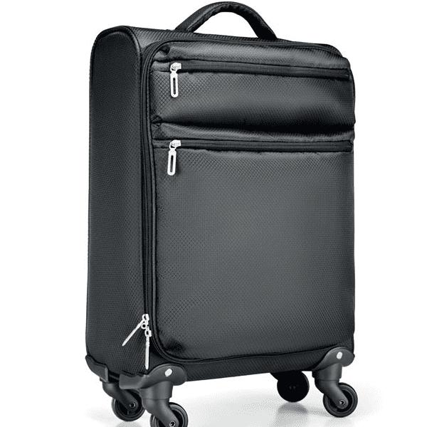 Cestovní kufr AKITA černý