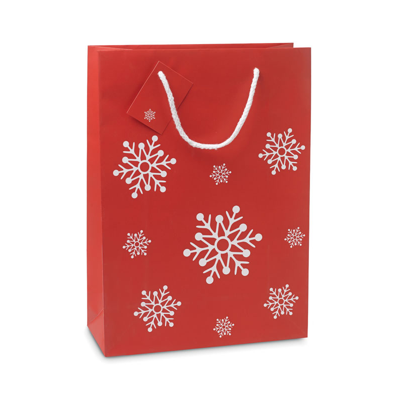 Reklamní Vánoční dárková taška BOSSA LARGE
