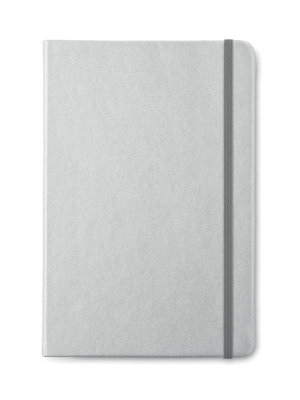 Reklamní Zápisník GOLDIES BOOK stříbrná