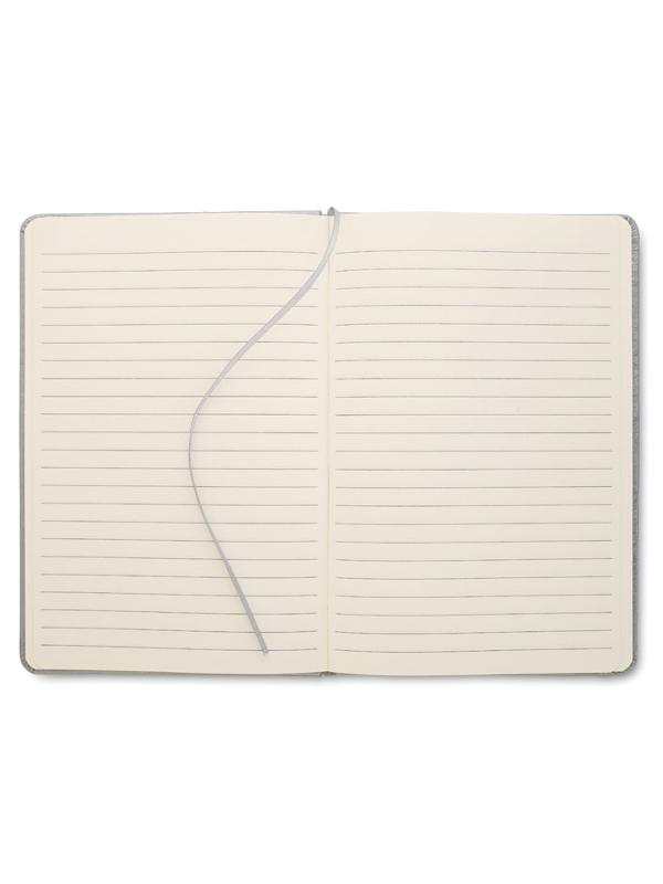 Reklamní Zápisník GOLDIES BOOK stříbrná 2
