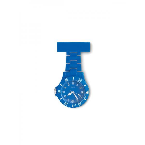 Reklamní hodinky analogové NURWATCH modré