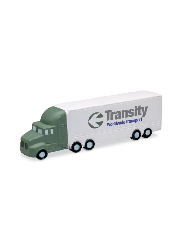 Antistresový kamion TED