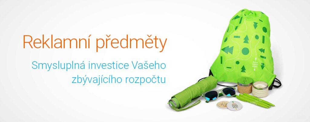 Reklamní předměty smysluplná investice