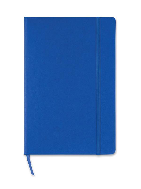 Reklamní blok A5 modrý SQUARED
