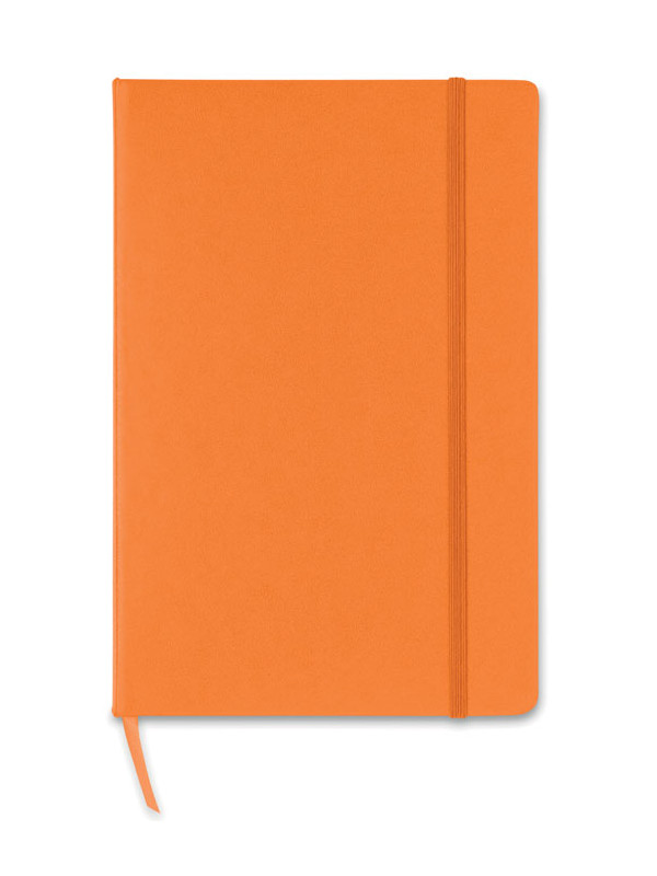 Reklamní blok A5 oranžový SQUARED