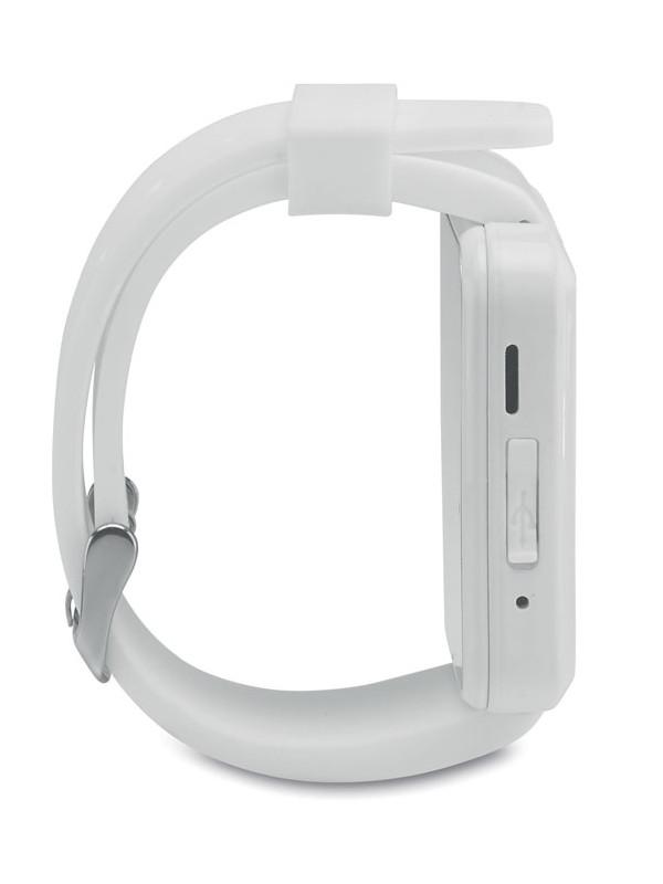 Chytré hodinky SMARTONE - bílé