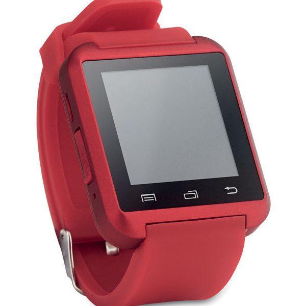 Chytré hodinky SMARTONE - červené