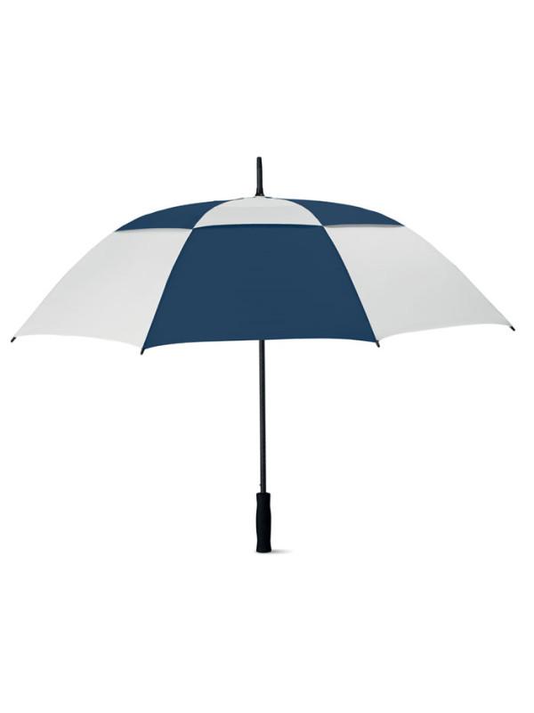 Reklamní deštník ISAY BICOLOR - modrý