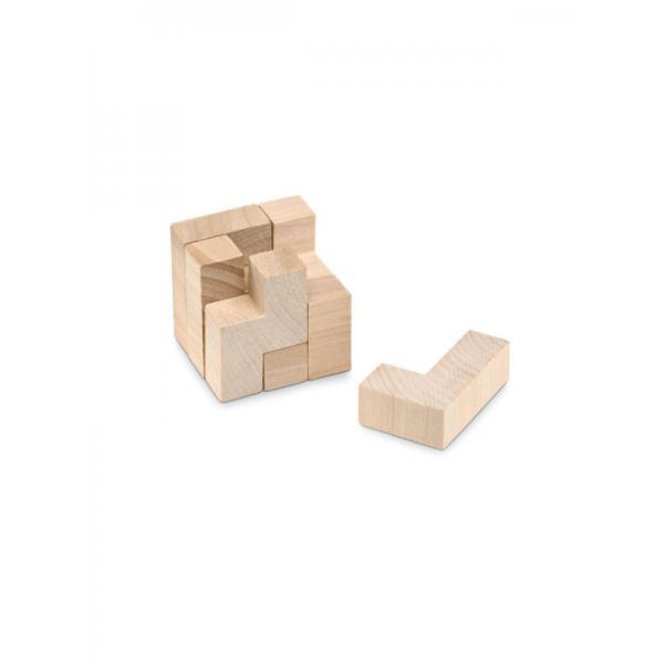 Dřevěné puzzle TRIKESNATS