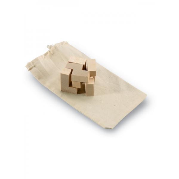 Reklamní dřevěné puzzle 3D TRIKESNATS