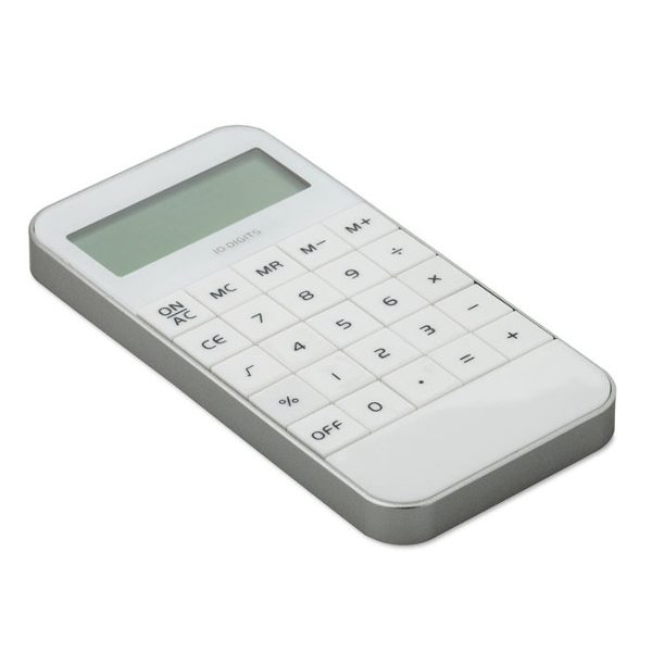Reklamní kalkulačka ZACK 1