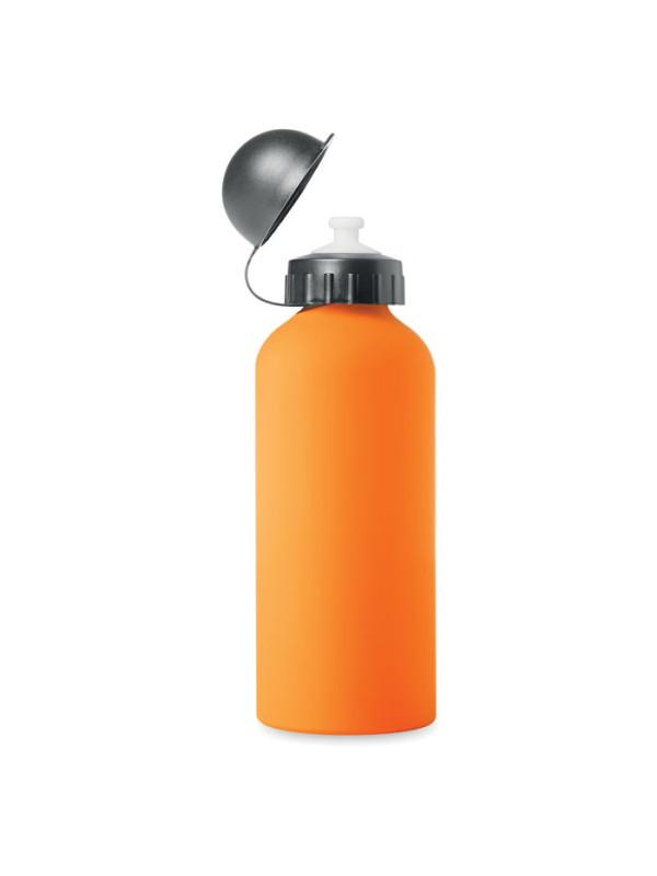 Reklamní láhev BISCING TOUCH - oranžová