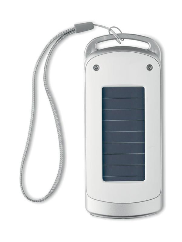 LED solární svítilna BILANCO TORCH