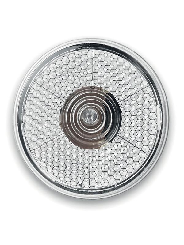 Bezpečnostní reklamní LED světlo bílé