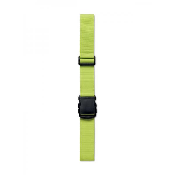Pás na zavazadla STRAPPY, zelená 1