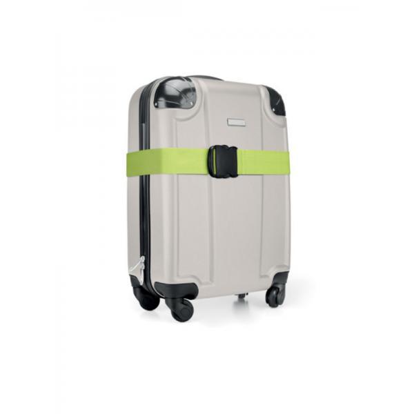 Pás na zavazadla STRAPPY, zelená 2