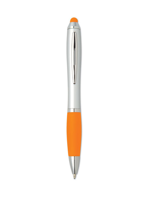 reklamní propiska RIOTOUCH oranžová