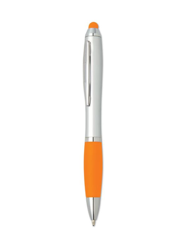Plastové kuličkové pero RIOTOUCH