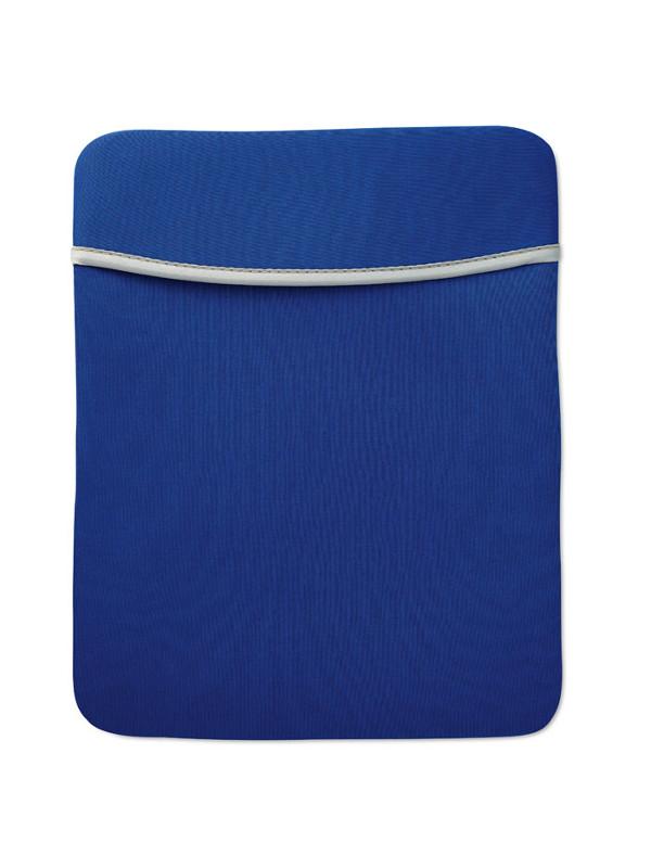 Reklamní pouzdro na tablet SILI modré 2