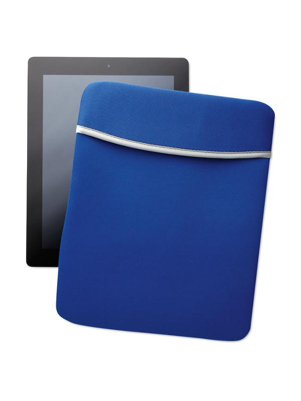 Reklamní pouzdro na tablet SILI modré 1