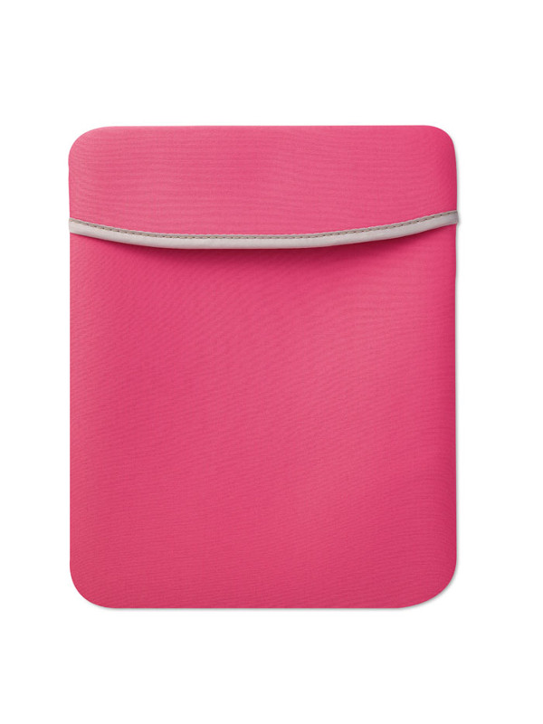 Reklamní pouzdro na tablet SILI růžové 1