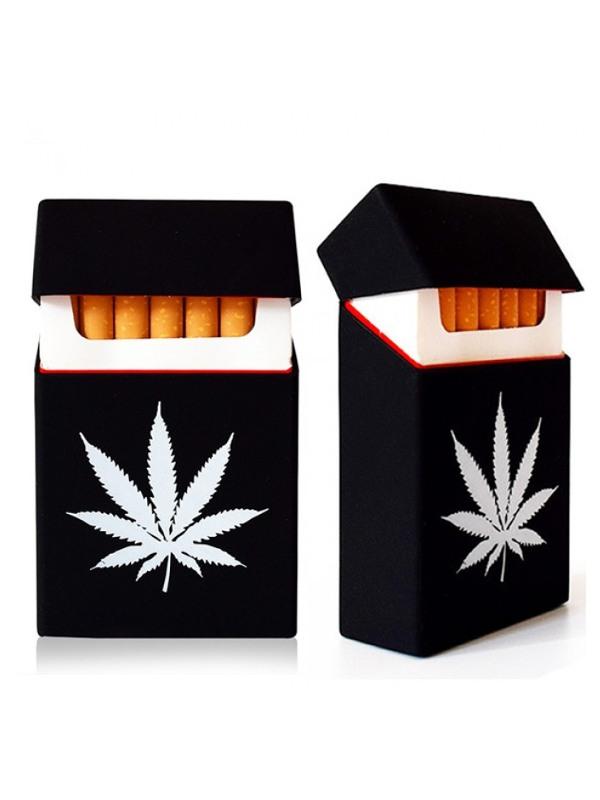 Reklamní pouzdro na cigarety