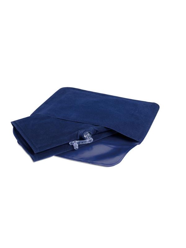 Cestovní polštářek TRAVELCONFORT modrý 1
