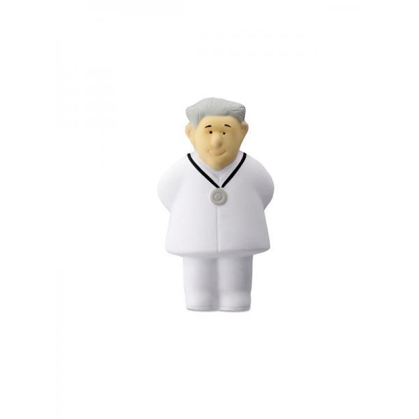 Reklamní antistresová figurka OK DOC 1