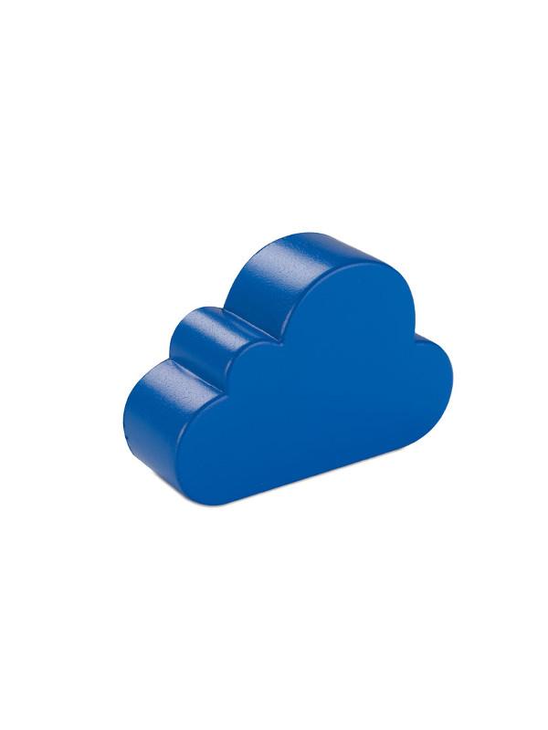 Reklamní antistresový mrak CLOUD, modrá