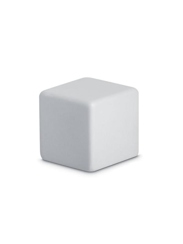 Antistresový předmět SQUARAX bílá