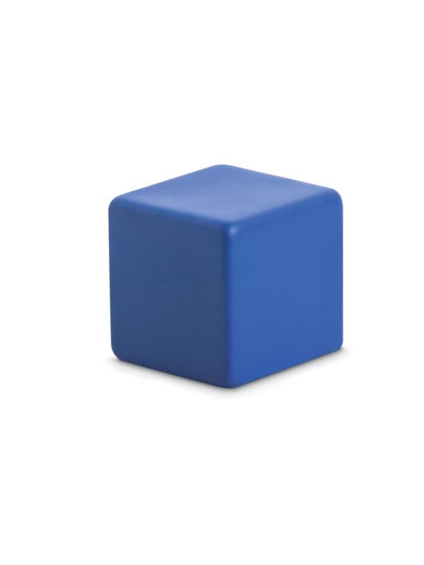 Antistresový předmět SQUARAX modrá